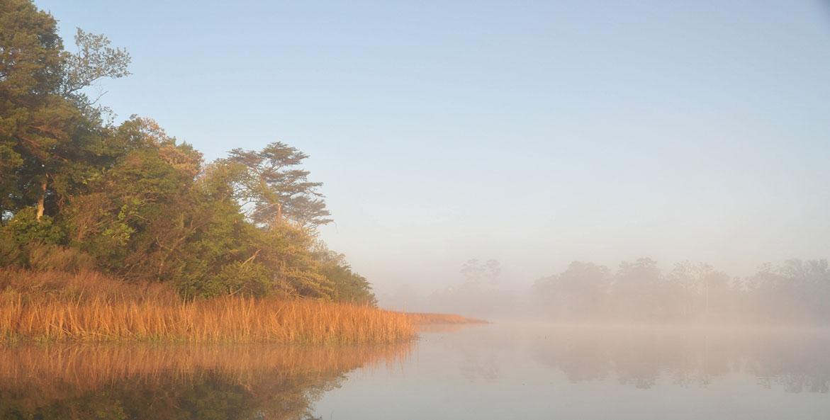 Kayaking near Bayville Golf Course-Charlene Ihrig-CBF Staff-1171x593
