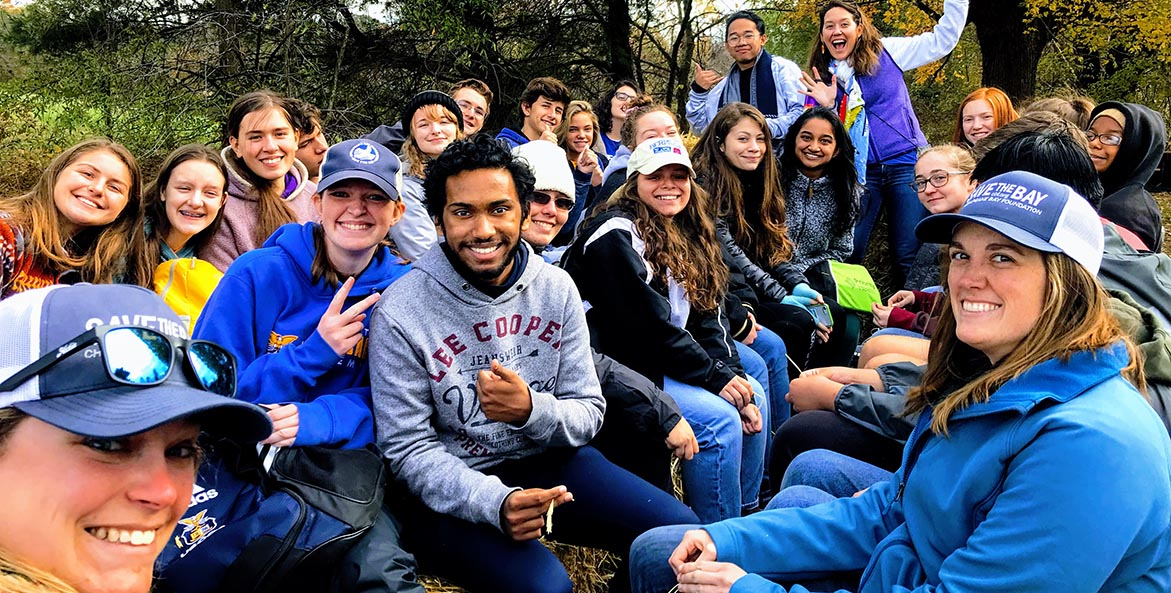Student leaders on summer expedition CBF Staff 1171x593