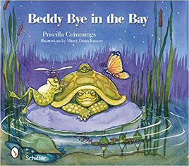 Beddy Bye in the Bay by Pricilla Cummings book cover