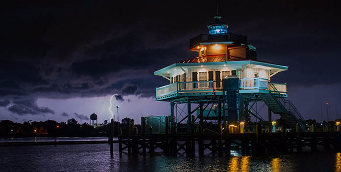 Choptank Lightning (Elzey David) 2017 Photo Contest 1st Place