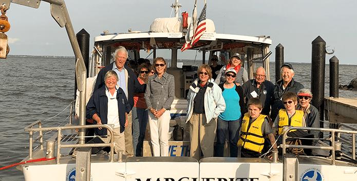 Chesapeake Leaders boat trip 695x352