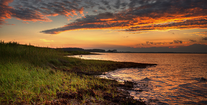 chester river sunset 695x352