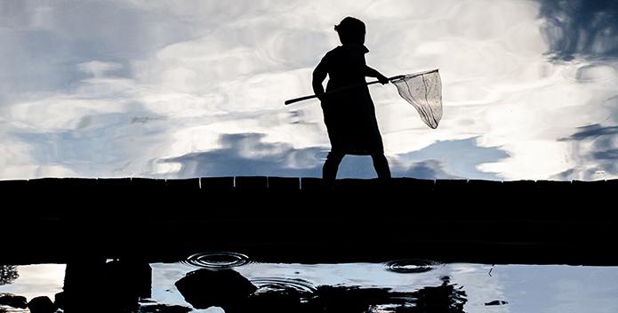 wavering waters