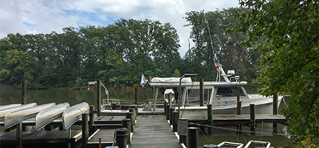 Arthur-Sherwood_Marguerite_canoes-docked-at-Meredith-Creek_Jo-Shallcross-CBF-Staff-092816-463x215.jpg