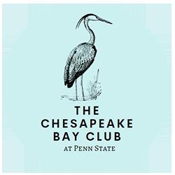 Chesapeake Bay Club at Penn State University logo