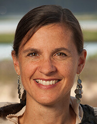 Headshot of Christy Everett, Hampton Roads Director of the Chesapeake Bay Foundation.