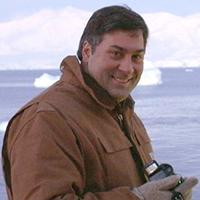 A photo of Professor Ken Halanych